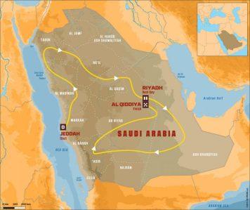 Dakar 2020, Arabia Saudita, Monster Energy Honda Team
