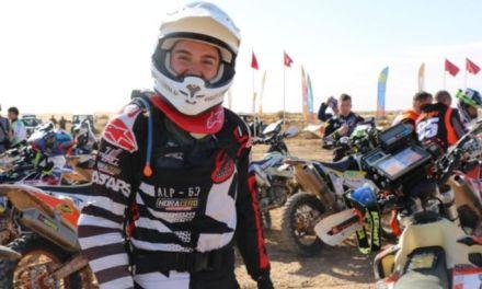 Margot Llobera lucha hasta el final en una etapa extrema