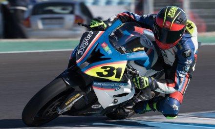 Comienza la temporada 2019 para el BMW easyRace Team en Jerez