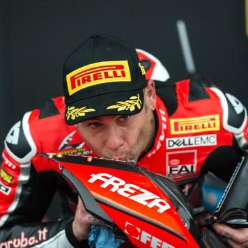 Álvaro Bautista, Aruba.it Racing - Ducati, WSBK