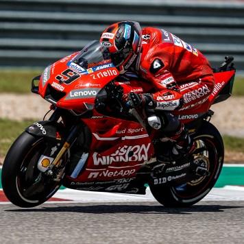 Ducati Team, Mission Winnow Ducati, Circuito de Las Américas