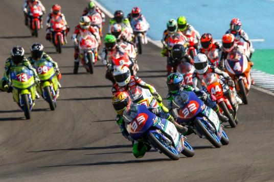 Carrera de Pre Moto3, Circuito de Jerez Ángel Nieto