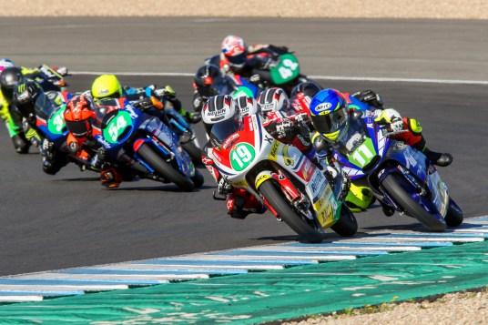 Circuito de Jerez Ángel Nieto, Campeonato de España de Velocidad