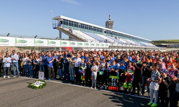 El Nacional Cetelem de Superbike, abría la temporada de competición hoy en Jerez con la disputa de los entrenamientos oficiales