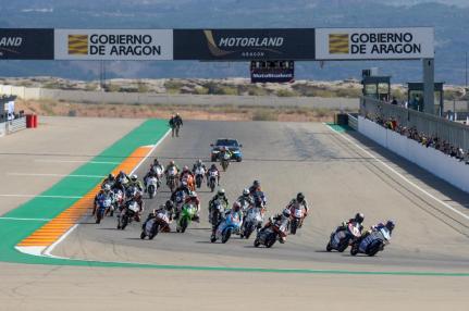 Moto Student, Circuito de Motorland Aragón