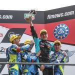 La SUZUKI GSX-R 1000 hace podio en Le Mans 24H