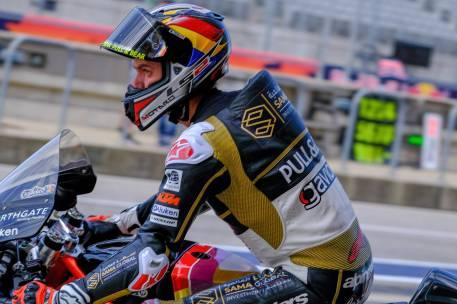Xavi Cardelús, Sama Qatar Ángel Nieto Team