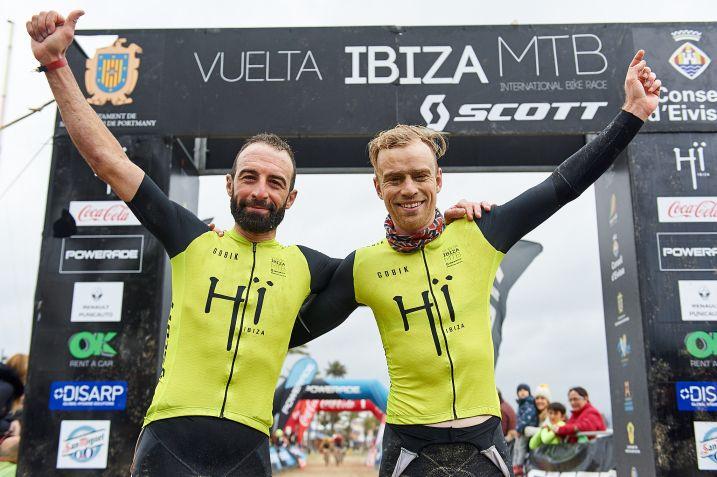 Vuelta a Ibiza en MTB