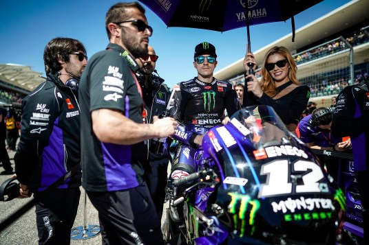 Maverick Viñales, Monster Energy Yamaha MotoGP, Circuito de Las Américas