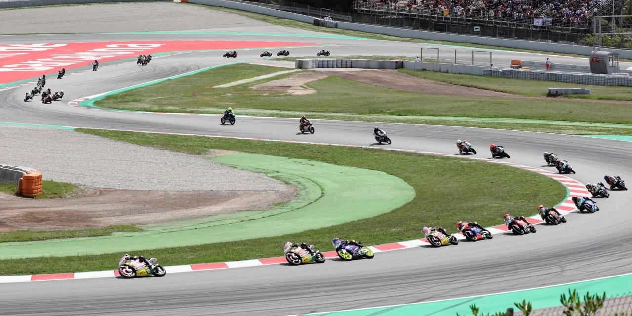 Talento y emoción se alían en el Circuit con las carreras del Campeonato de España Cetelem de Superbike