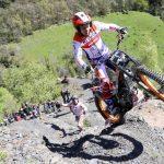Toni Bou, más líder del CET tras ganar en Andorra