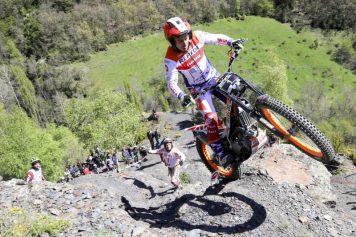 Toni Bou, Repsol Honda Team Trial, Campeonato de España de Trial