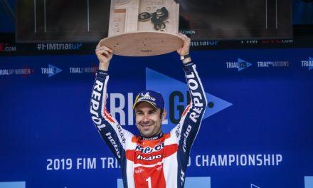 Toni Bou abre el Mundial de TrialGP con victoria en Italia