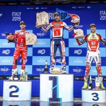 Toni Bou, Repsol Trial Honda Team, TrialGP Italia