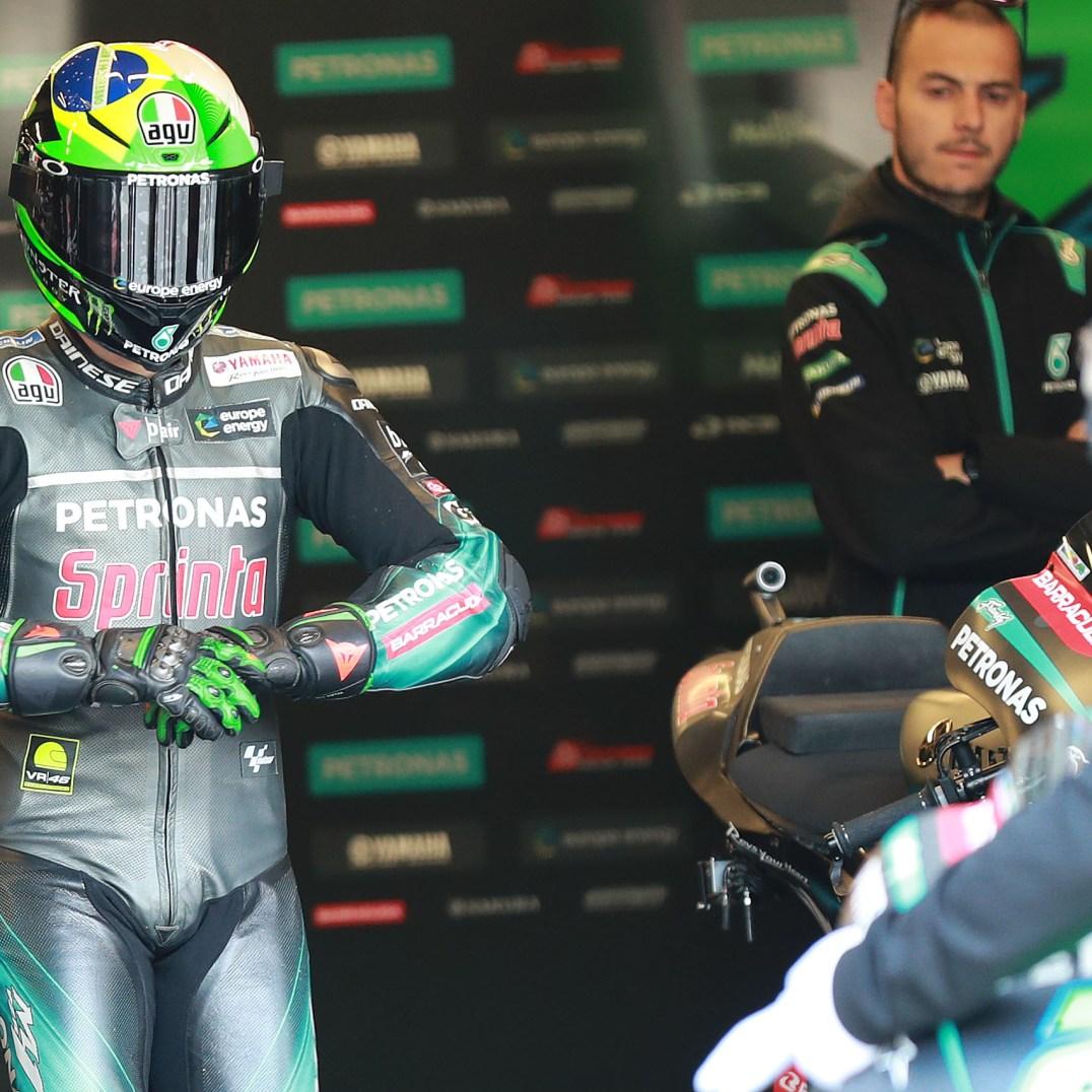 Morbidelli, French MotoGP 2019