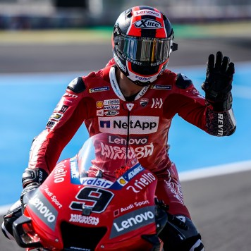 Danilo Petrucci, Circuito de Jerez Ángel Nieto, MotoGP, Mission Winnow Ducati