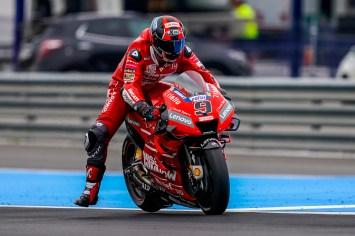 Danilo Petrucci, Mission Winnow Ducati Team, Test Post Jerez, MotoGP
