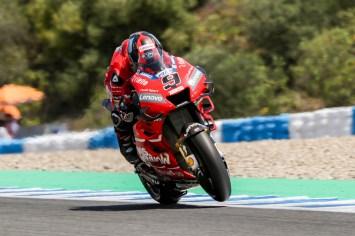Danilo Petrucci, MotoGP, Circuito de Jerez Ángel Nieto