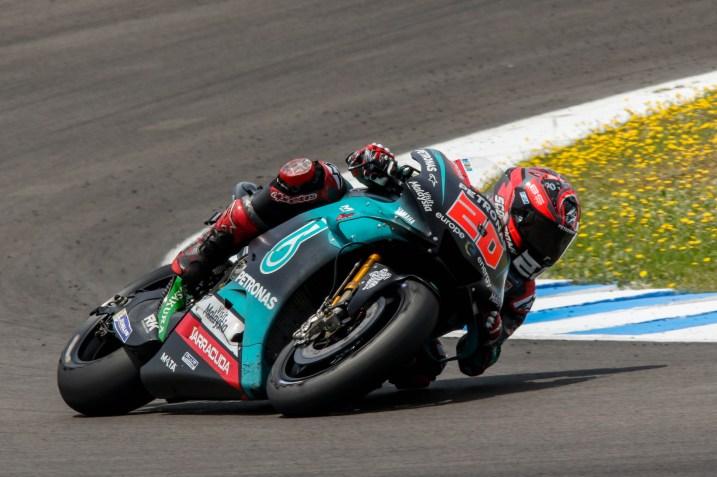 Fabio Quartararo, Circuito de Jerez Ángel Nieto, test post GP