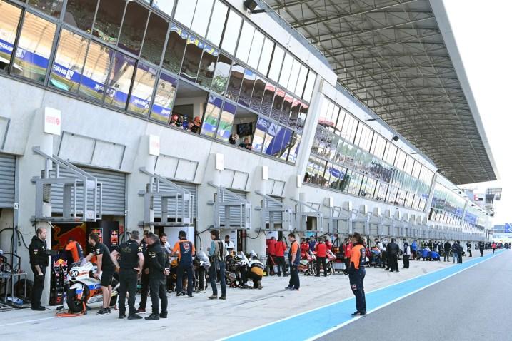 FIM CEV Repsol, Moto3, Circuito de Le Mans