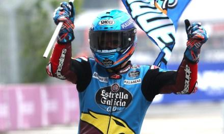 Magistral victoria de Alex Márquez en el Gran Premio de Francia