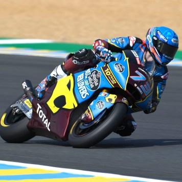 Alex Marquez, French Moto2 2019