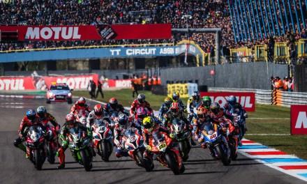 7 carreras en total en Jerez programadas para el Acerbis Spanish Round del WorldSBK en Jerez