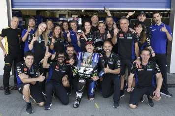 Maverick Viñales, Monster Energy Yamaha MotoGP, Circuito de Jerez Ángel Nieto