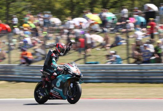 Quartararo Dutch MotoGP 2019