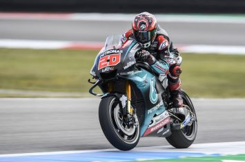 Quartararo, Dutch MotoGP 2019
