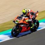 Arrancan los entrenamientos del Campeonato del Mundo Motul de Superbike con el español Alvaro Bautista marcando la pauta en su categoría