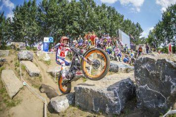 Takahisa Fujinami, Repsol Honda Team Trial