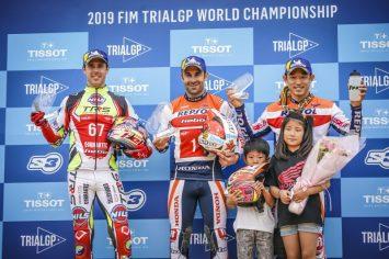 Toni Bou -Takahisa Fujinami, Repsol Honda Team