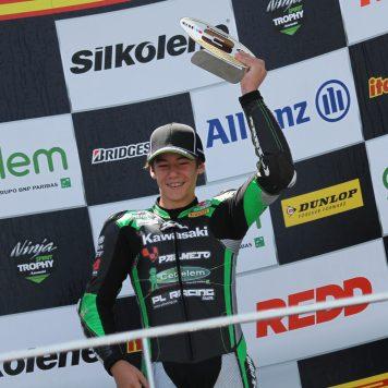 Roig, Kawasaki PL Racing Junior Team