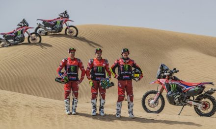 Silk Way Rally: el gran desafío del Mundial de Cross-Country Rallies arranca en Rusia