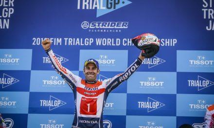 Toni Bou se ha proclamado 13 veces campeón del Mundo de TrialGP en Francia