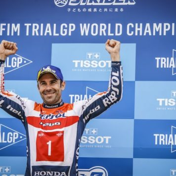 Toni Bou, Repsol Honda Team Trial GP