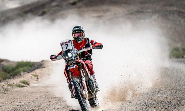Kevin Benavides cierra el Silk Way Rally con victoria en la última etapa