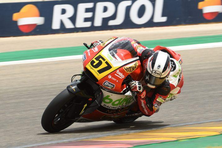 Edgar Pons, Moto2