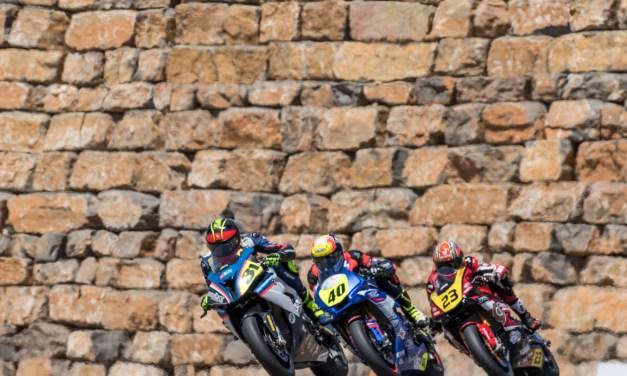 Morales y el BMW easyRace Team se van de vacaciones con un nuevo podio