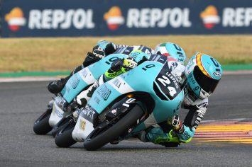 FIM CEV Repsol, Circuito de Motorland Aragón