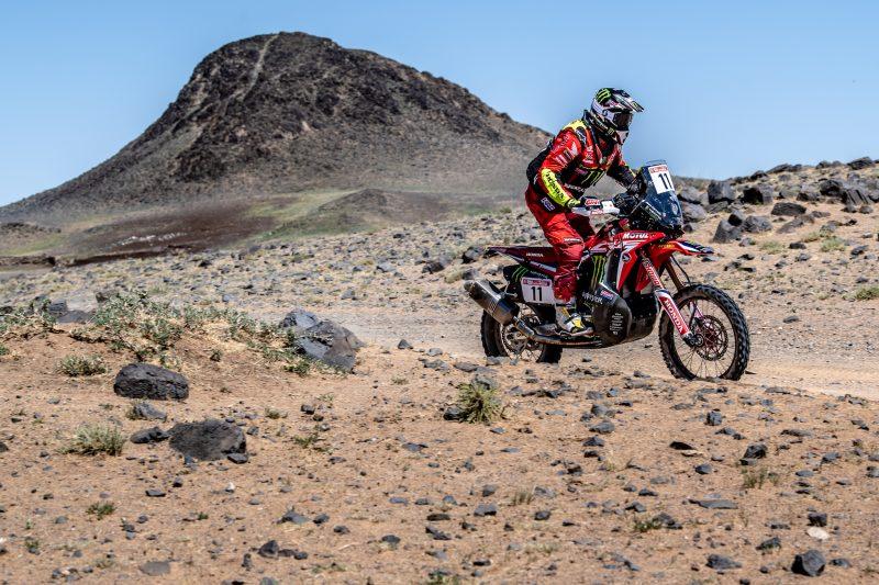 Barreda recupera y termina tercero en la última etapa en Mongolia