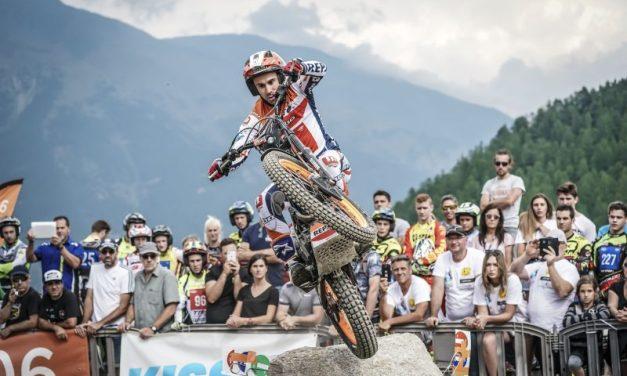 Bou se lleva la cuarta 'pole' de la temporada en Francia