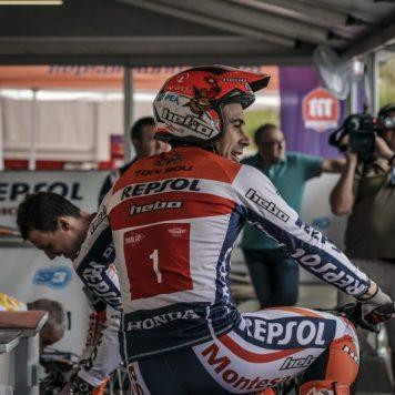 Toni Bou, Repsol Honda Team TrialGP