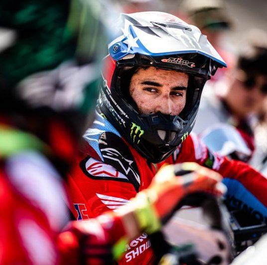 Jose Ignacio Cornejo, Monster Energy Honda Team, Silk Way Rally