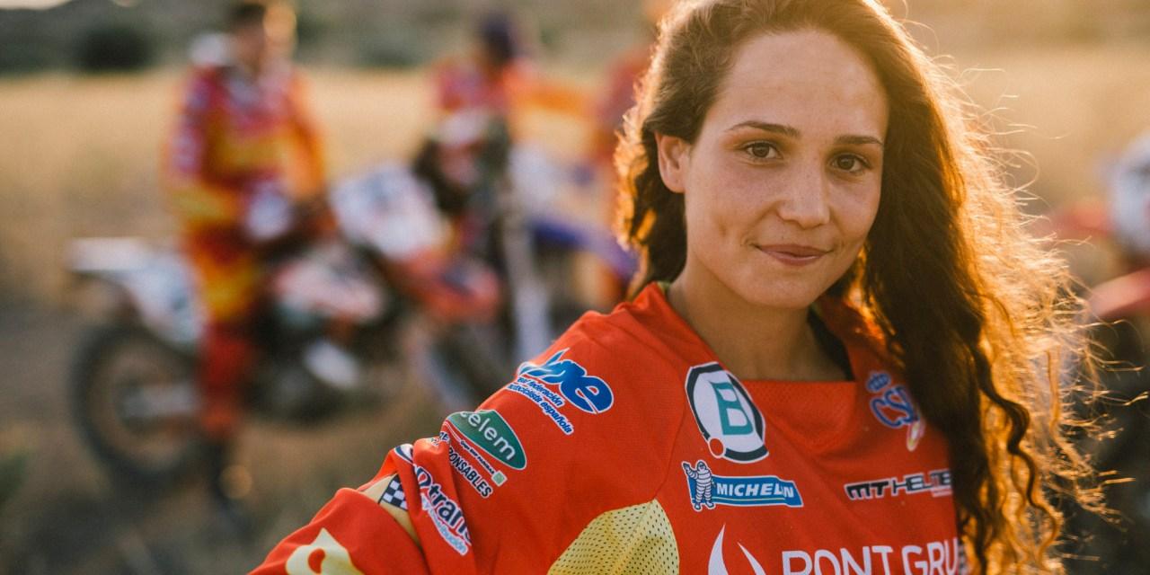 RFME MX Women Team: 1er equipo femenino de Motocross de la historia