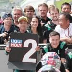 Top five para el PETRONAS Sprinta Racing con Sasaki y Mcphee
