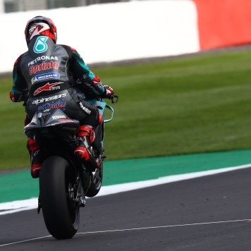 Quartararo, British MotoGP 2019