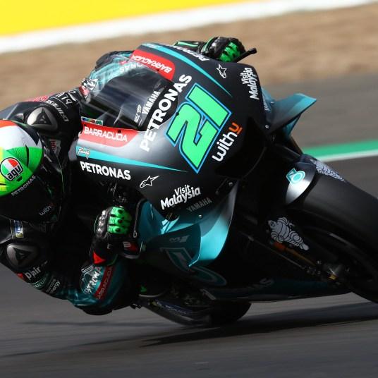 Morbidelli, British MotoGP 2019