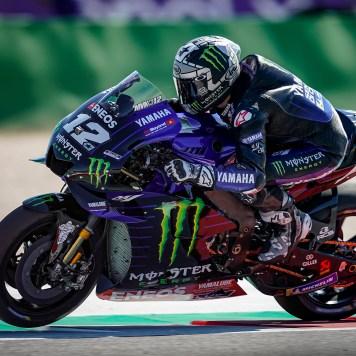 Maverick Viñales, Monster Energy Yamaha MotoGP, Circuito de Misano